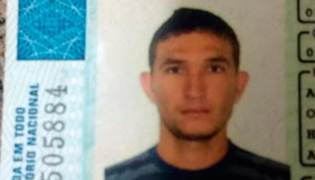 Jailson Sipauba Moura tinha 31 anos