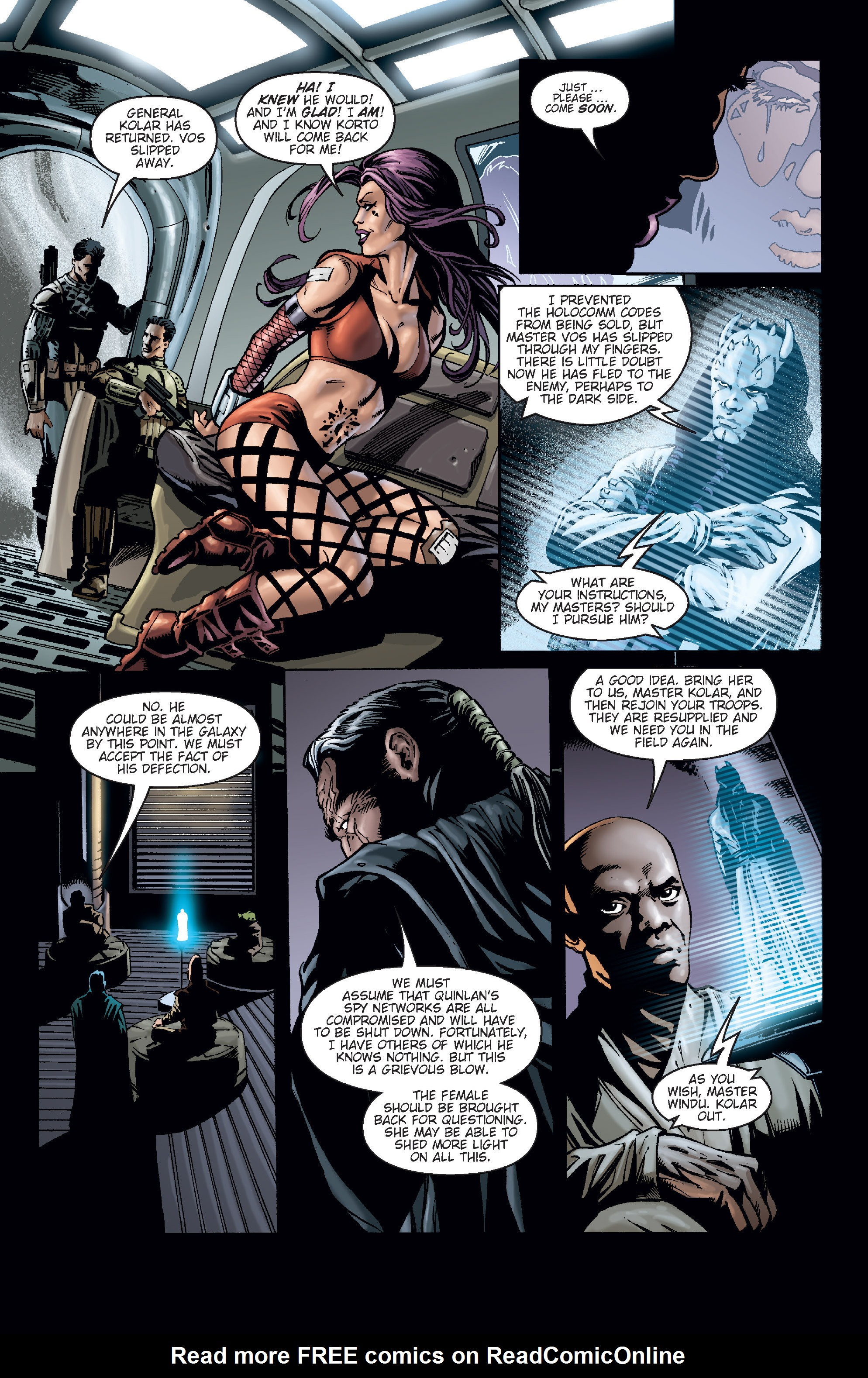 Read online Star Wars Omnibus comic -  Issue # Vol. 24 - 273