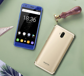 Checkout Oukitel K8000 The First World's Smartphone With Massive 8000mah Battery