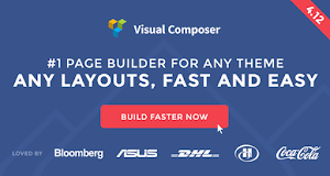 Visual Composer is easily customisable and highly flexible