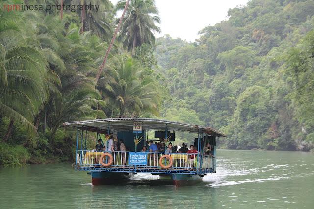 Floating Restaurant Bohol
