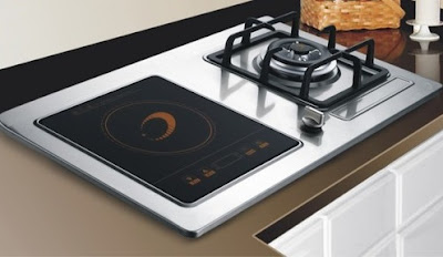 Induction Cooktop - Gas Stove