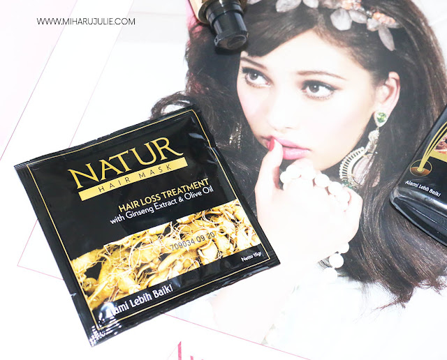 tips shampo natur untuk rambut rontok