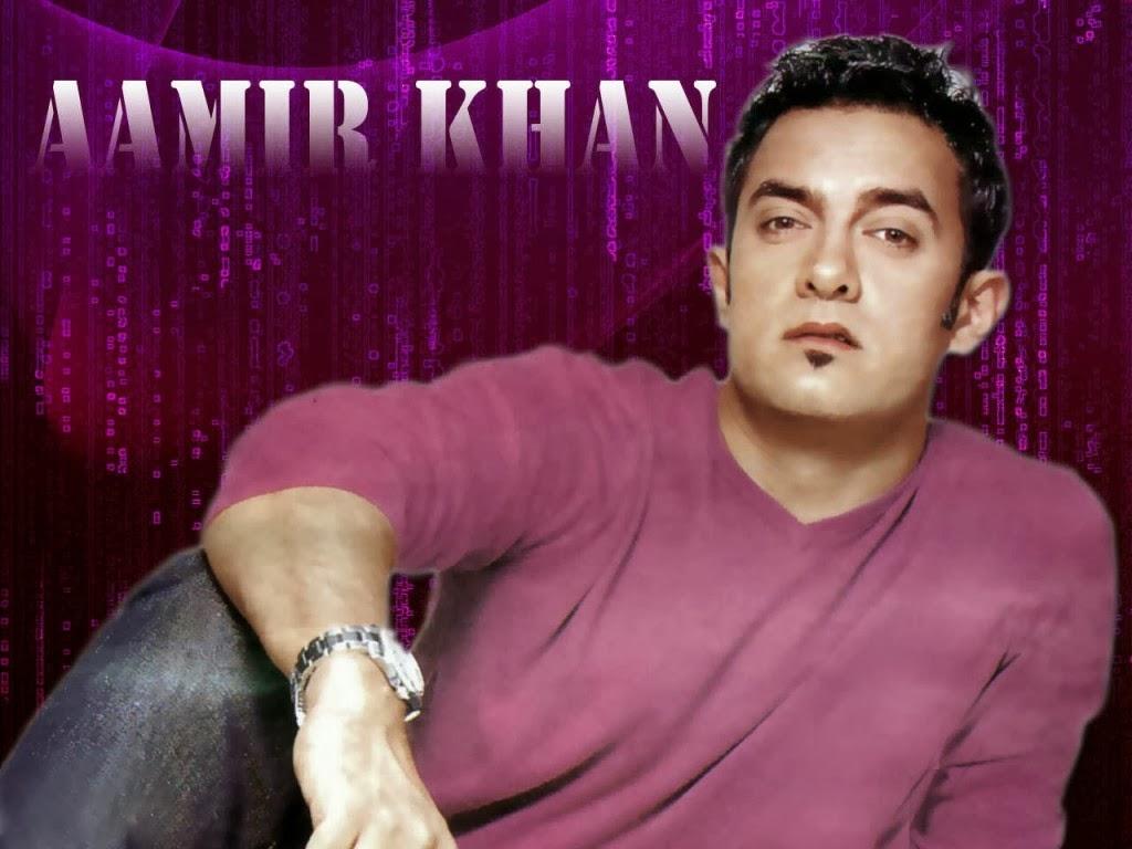 Bollywood Actor Aamir Khan Wallpapers HD