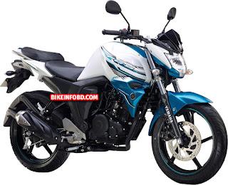 Yamaha FZS FI V2