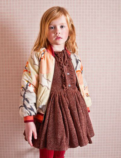 #bomber #tendencias #modaniña #otoñoinvierno1718 #IndeeCollection #kidstreetstyle