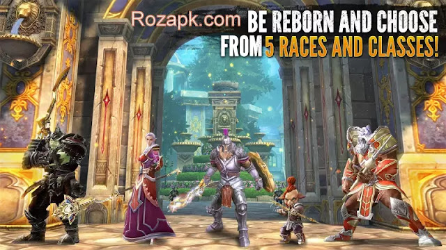 Order & Chaos 2: Redemption Mod Apk+Data v1.0.2a For Android