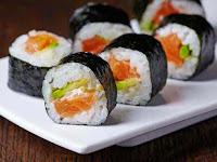 Resep Masakan Jepang Sushi Sederhana