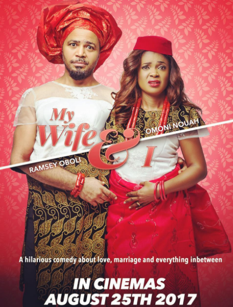 ramsey nouah dressed as a woman