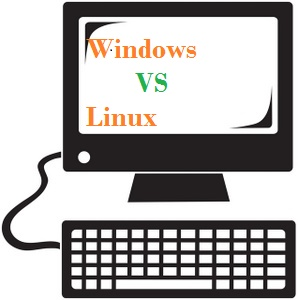 Window VS Linux @myteachworld