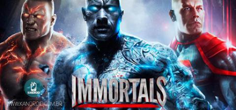 WWE Immortals Apk Mod v2.6 (Dinheiro Infinito)