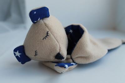 Мишка-комфортер