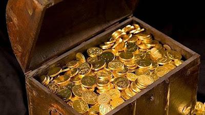 تفسير حلم الاثار الفرعونيه أو الذهب المدفون في التراب في المنام