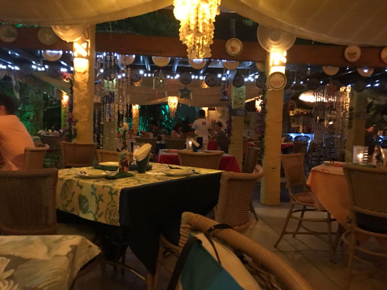 Restaurante Beijupira Porto de Galinhas