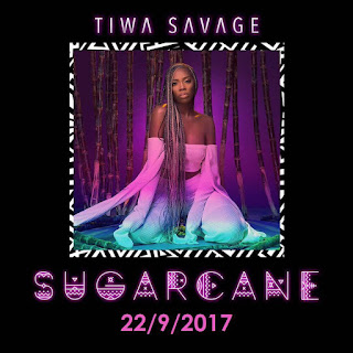 "Tiwa Savage Set To Rlease New Album ""Sugarcane""- See Release Date"