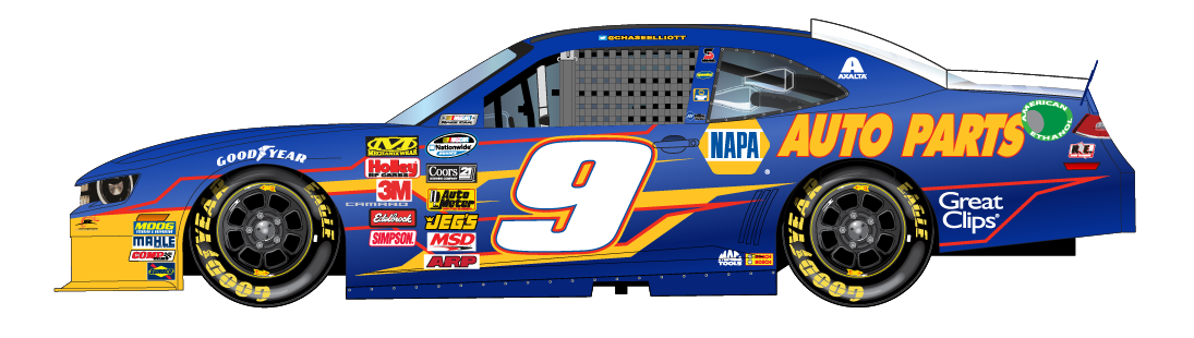Lucky Dog One On One With New Nascar Nationwide Series
