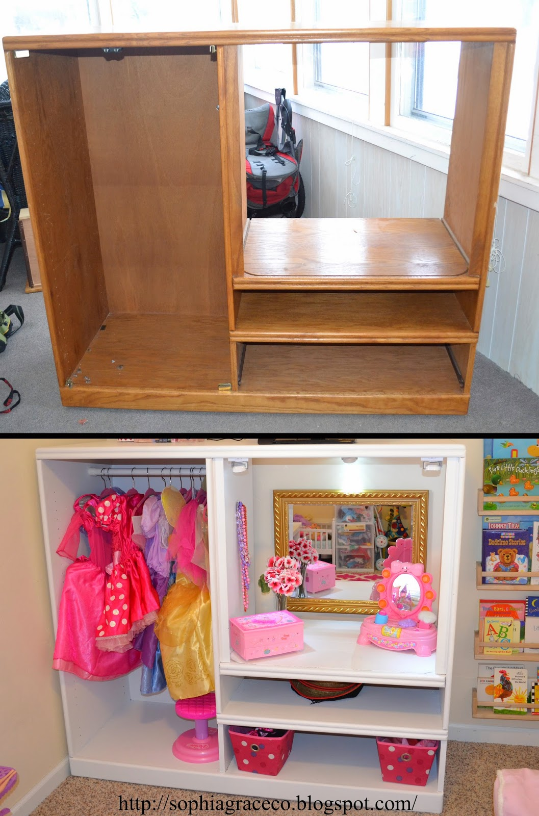 Dress Up Makeover | Repurpose Furniture: The Best Way To Upgrade Your Home Living Economically