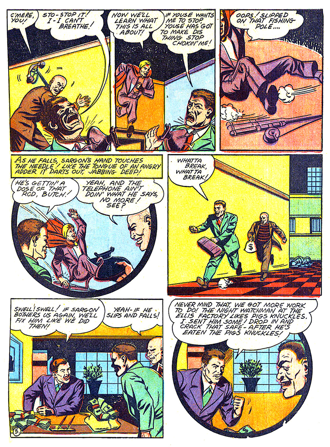 Read online All-American Comics (1939) comic -  Issue #50 - 57