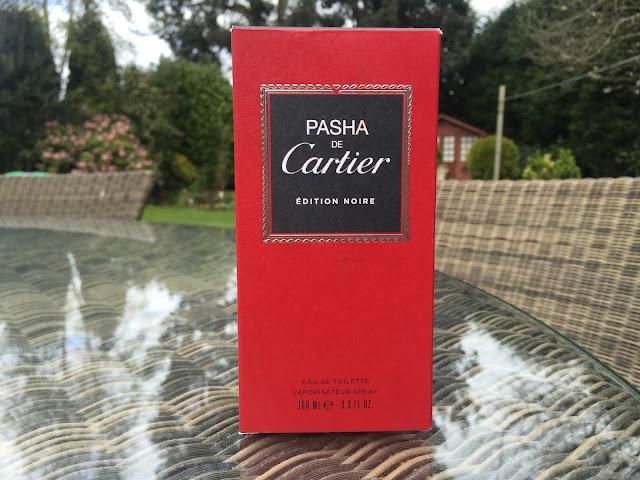Pasha de Cartier Edition Noire