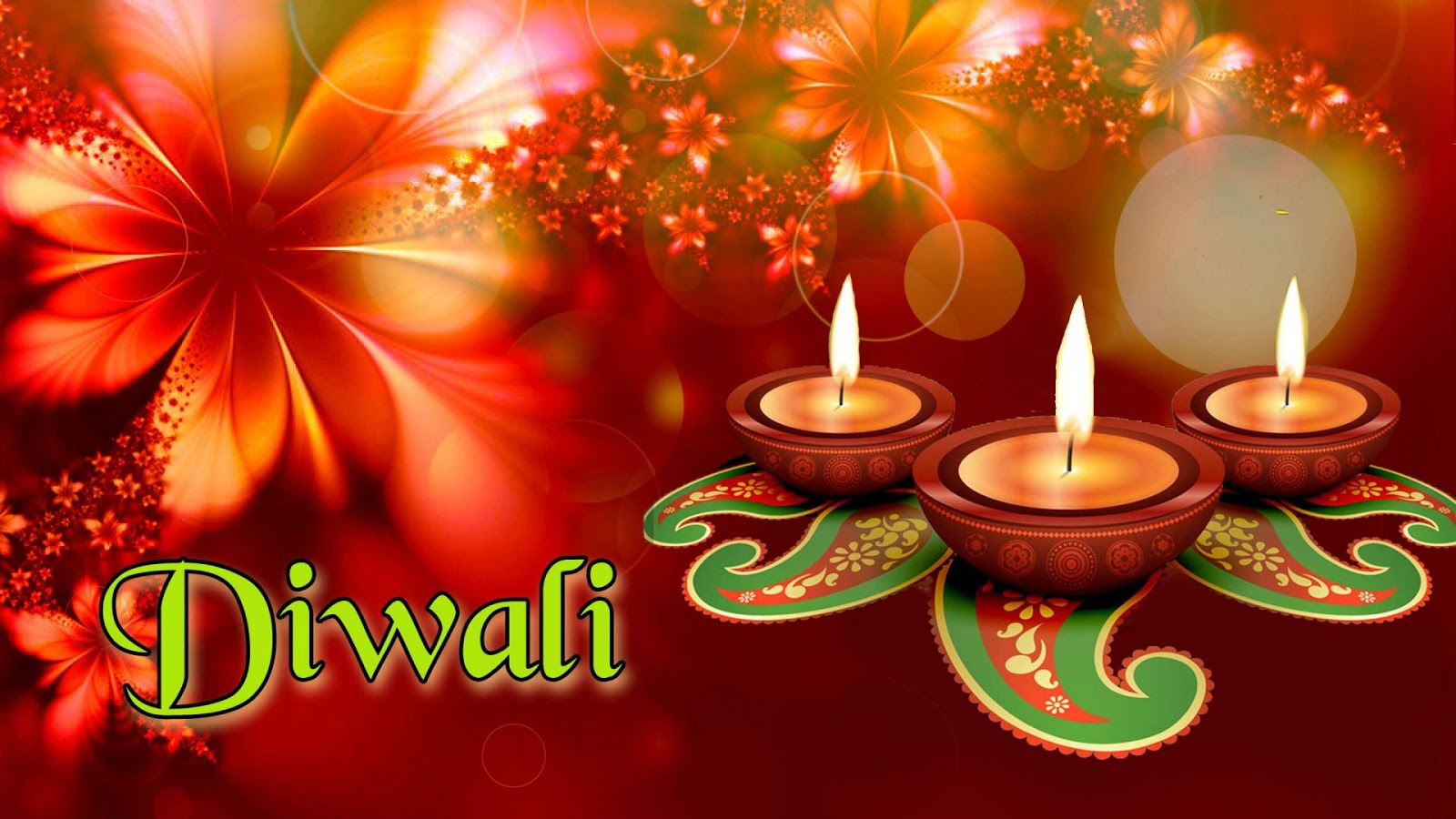 Happy Deepavali Wallpaper