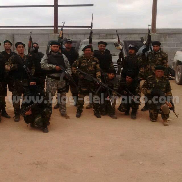 Fotografías CDG Ejecuta y Decapita a integrantes del Cartel del Noroeste en Zacatecas, de parte de los Comandantes Hamburguesa y F1