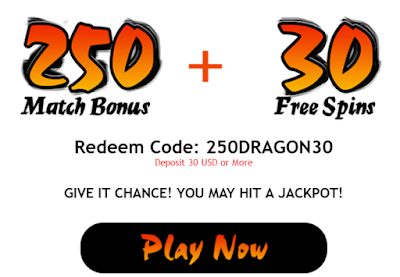 250% No Rules Match plus 30 Free Spins offer from FREESPIN Casino