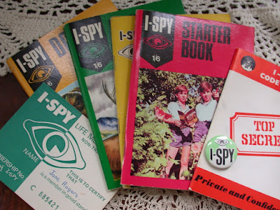 I Spy Books 1960s
