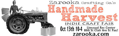 Handmade Harvest Indie Craft Fair | October 13, 2012