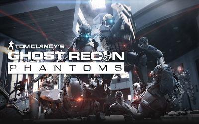 Ghost Recon Phantoms - Jeu de Tir Tactique sur PC