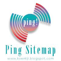 Cara Ping Sitemap Blog Ke Search Engine Populer