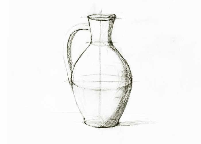 Easy Still Life Drawings Of Objects - 0425