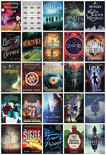 young adult and middle grade cover reveals