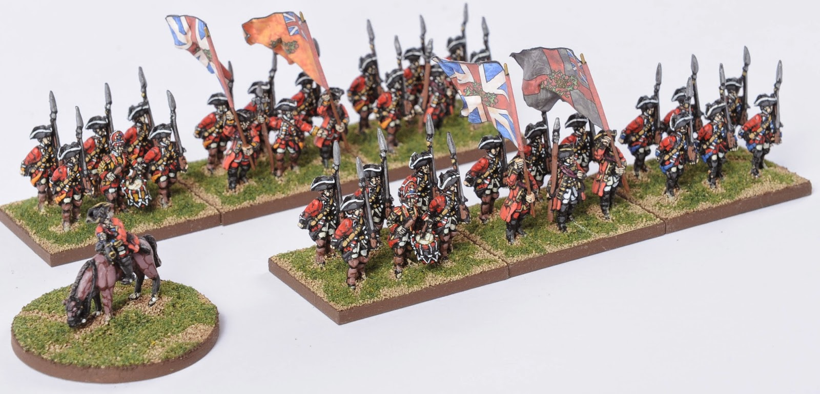 Hart of War Figure Painting and Basing Service: