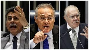Janot denuncia Renan, Jucá, Raupp, Sarney e Garibaldi Alves