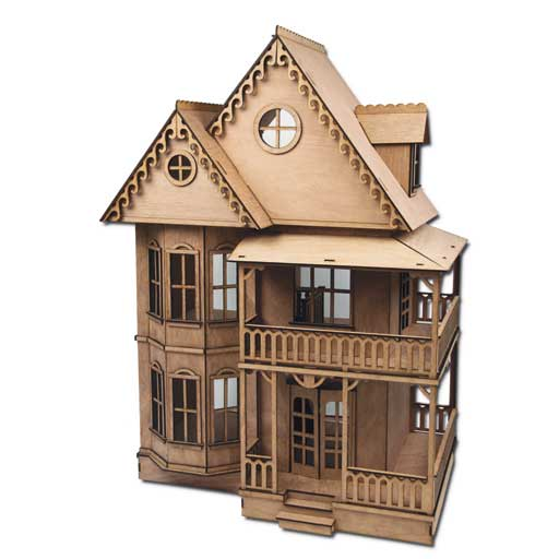Tennyson Dollhouse Kit A Great Way To Get Practice