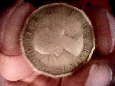 عملات معدنية بريطانية