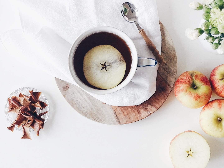 Apfeltee selbstgemacht - 7 DIY-Nachmach-Ideen, Deko-Inspirationen und Rezepte für den Oktober - www.mammilade.blogspot.de