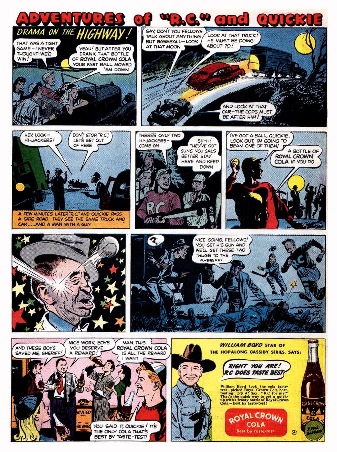 Read online All-Star Comics comic -  Issue #36 - 52