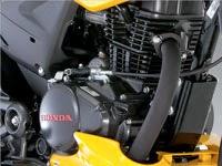 Honda CBF125: Motor