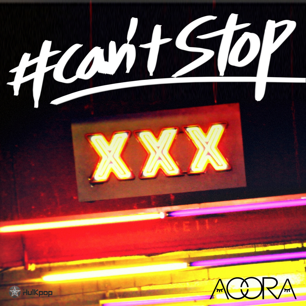 [Single] AOORA – #Can`tStop