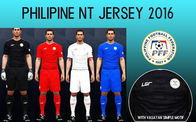 PES 2017 Malaysia, Thailand, Philipine NT 2016 Kits by Praskitmaker