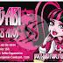Convites de Aniversário da Monster High