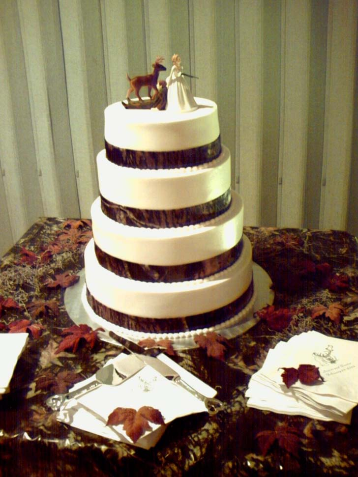 Wedding Cake Prices 26 Popular Camo Wedding Cakes Camo