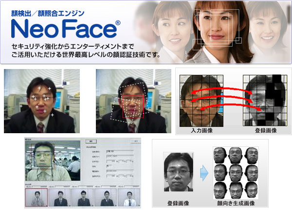 "NEC's Global Facial Biometrics Program Will ""Solve Health Problems"""