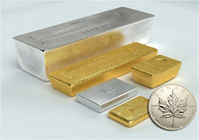 Top 10 Gold Bullion Dealers in Canada