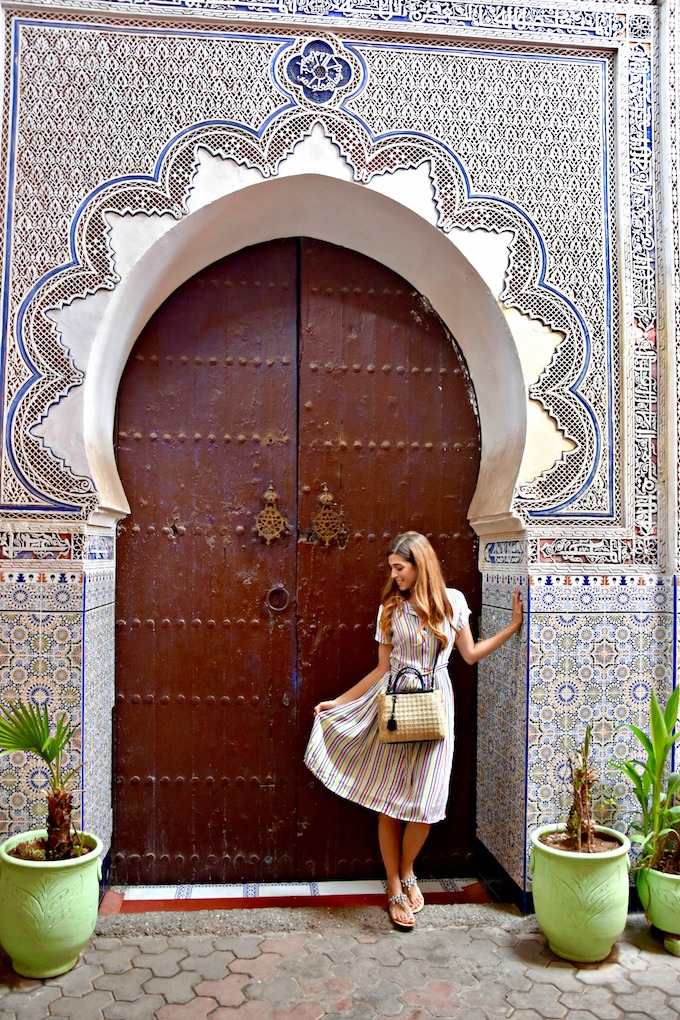 Lost in Marrakech