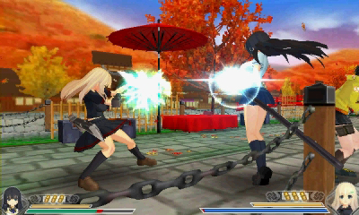 Senran Kagura 2: Deep Crimson screenshot 3