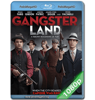 GANGSTER LAND (2017) 1080P HD MKV ESPAÑOL LATINO