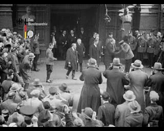 Laval Briand in Berlin 1931
