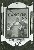 A sign for the Hanover Inn.